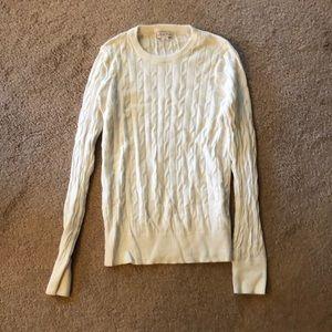Sweaters - Merona cream sweater